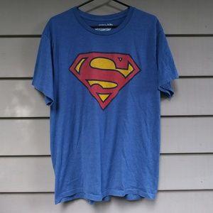 Superman Shirt Old Navy Size XL